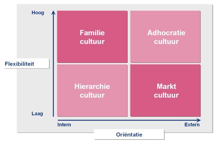 organizational culture assessment instrument template - figuur figuren bevat voorbeeld ocai quinn cameron cultuur leiderschap